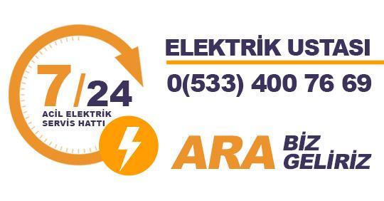 En Yakın Elektrikçiyi ARA